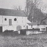 The barnyard at Nithsdale